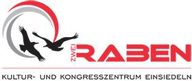Kultur- und Kongresszentrum ZWEI RABEN Logo