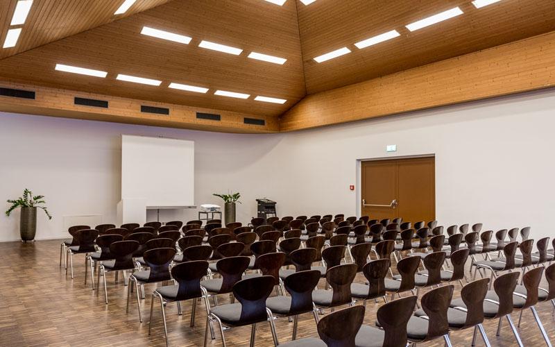 ZWEI RABEN Kultur- und Kongresszentrum Einsiedeln